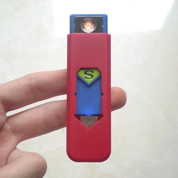 Korek Api Elektrik Superman Korek Api Elektrik Korek